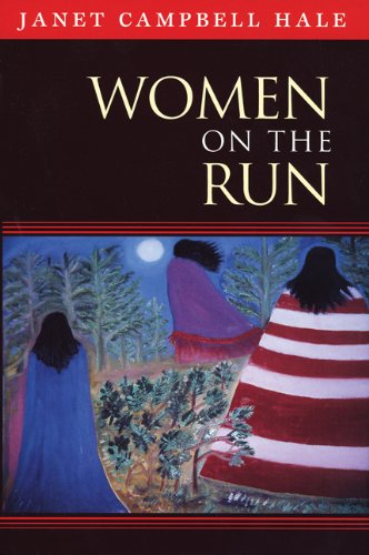 Book cover from Women on the Run by Janet Campbell Hale