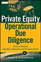 Private Equity Operational Due Diligence, + Website Front Cover