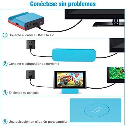 Powerextra Base de charge pour Nintendo - Actualités des Jeux Videos
