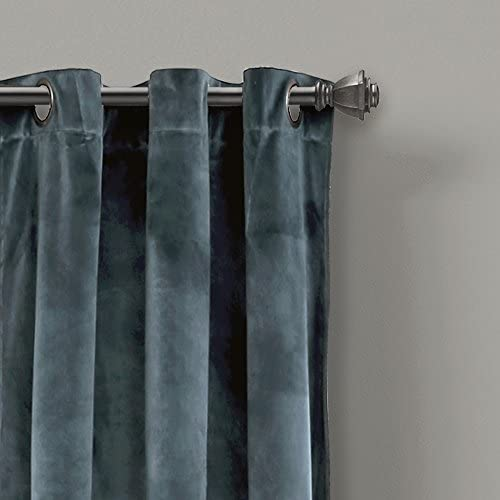 Lush Decor Prima Velvet Solid