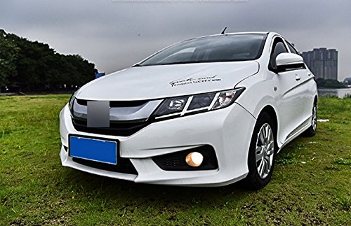GOWE Car Styling For Honda City 2014-2016 LED Headlight for City Head Lamp LED Daytime Running Light LED DRL Bi-Xenon HID Color Temperature:6000K;Wattage:35K 2