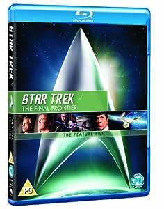 Star Trek 5:the Final Frontier [Reino Unido] [Blu-ray]