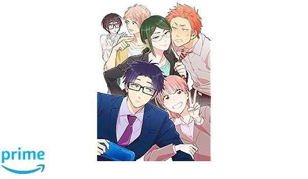 Wotakoi Love is Hard for Otaku Vol.7 //Japanese Manga Book  Comic  Japan  New