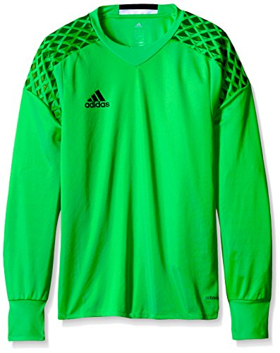 Jersey Onore Adidas Soccer - adidas Performance Youth Onore 16 Goalkeeping Jersey, Bright Green, X-Small