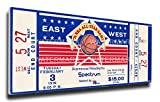 sixers tickets - That's My Ticket 1976 NBA All-Star Game Mega Ticket Wall Decor, 76ers Host, MVP Dave Bing, Bullets