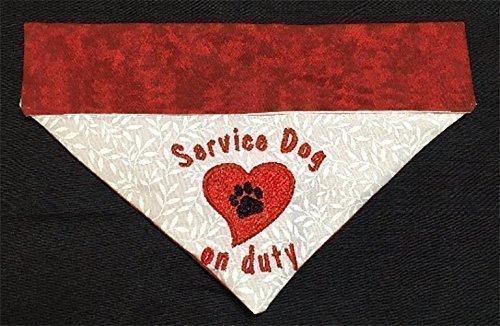 All Sizes Wiggle Butt Bandana//Over the Collar Funny Dog Bandana//Embroidered Personalized Dog Bandana