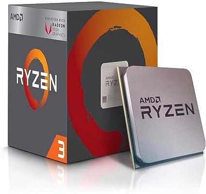 Amazon Com Amd Ryzen 3 2200g Quad Core 4 Core 3 50 Ghz Processor Socket Am4 Retail Pack 2 Mb 4 Mb Ca Computers Accessories