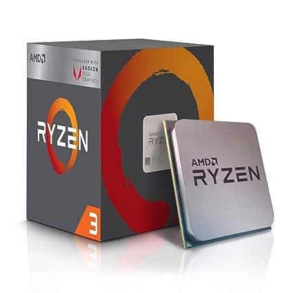 AMD Ryzen 3 2200g Quad-core (4 Core) 3 50 Ghz Processor - Socket Am4 -  Retail Pack - 2 Mb - 4 Mb Ca