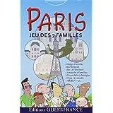 JEU DES 7 FAMILLES :  PARIS ET SES MONUMENTS