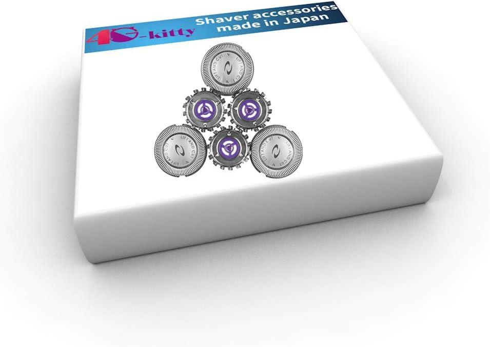 Hq56 Reflex Plus y micro - acción - Cabezales de repuesto para afeitadora electrica Philips Norelco: Amazon.es: Salud y cuidado personal