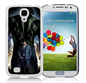 Hulk Case For Samsung Galaxy S4 i9500 White