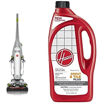 Amazon Com Hoover Floormate Deluxe Hard Floor Cleaner