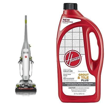 Amazon Hoover Floormate Deluxe Hard Floor Cleaner Fh40160pc
