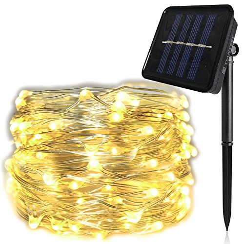 10M Solar Rope Light - 5
