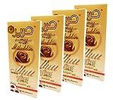 4 X 100 gm Harir Sweet Packets Sugaring Sugar Wax Hair Removal 100%
