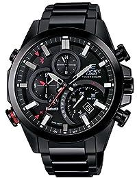 "[Solar Watch] (EDIFICE) ""TIME TRAVELLER"" EQB-501DC-1AJF(Japan Import-No Warranty)"