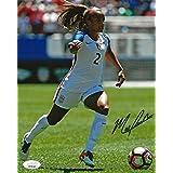 Mallory Pugh Autographed Signed Washington Spirit Team Usa Womens Soccer 8x10 Photo 4 JSA