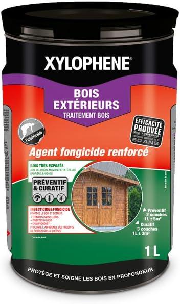 Traitement Bois Extérieurs Xylophene Incolore 1l