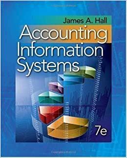 By james a hall accounting information systems seventh 7th by james a hall accounting information systems seventh 7th edition jk amazon books fandeluxe Image collections