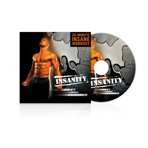 Exercise+DVD Products : INSANITY Fast and Furious DVD Workout