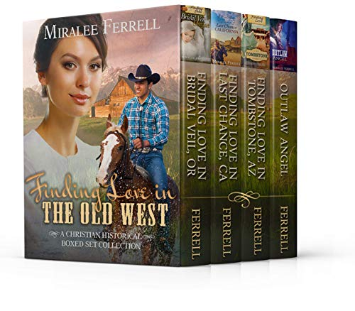 Finding Love in the Old West: A Christian Historical Boxed Set by [FERRELL, MIRALEE]