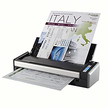 Fujitsu Scansnap S1300i Portable Color Duplex Document Scanner For Mac & Pc 0