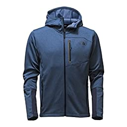The North Face Canyonlands Hoodie Men\'s Shady Blue Heather XX-Large