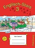 Englisch-Stars 3. Schuljahr. Übungsheft: Mit Lösungen