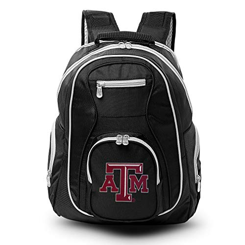 NCAA Texas A&M Aggies Colored Trim Premium Laptop Backpack