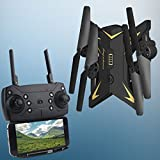 Best Large Drones - Aircraft 1080P HD Camera, Drone Premium Professional Foldable Review