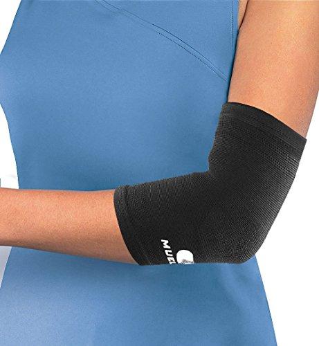 Mueller Sports Medicine Elastic Compression Elbow Support Sleeve Brace Large