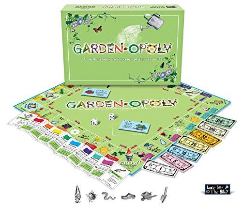 Garden-Opoly Game