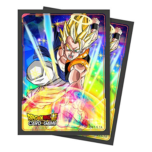Ultra Pro Official Dragon Ball Super Set 3 V1 Standard Deck Protector Sleeves (65ct)