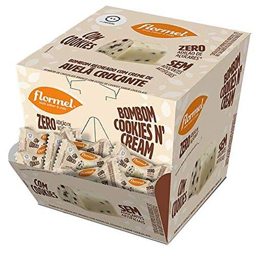 Bombom Cookies N'Cream 15G D18, Flormel