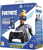 Sony PS4 Controller - Fortnite Neo Versa Bundle