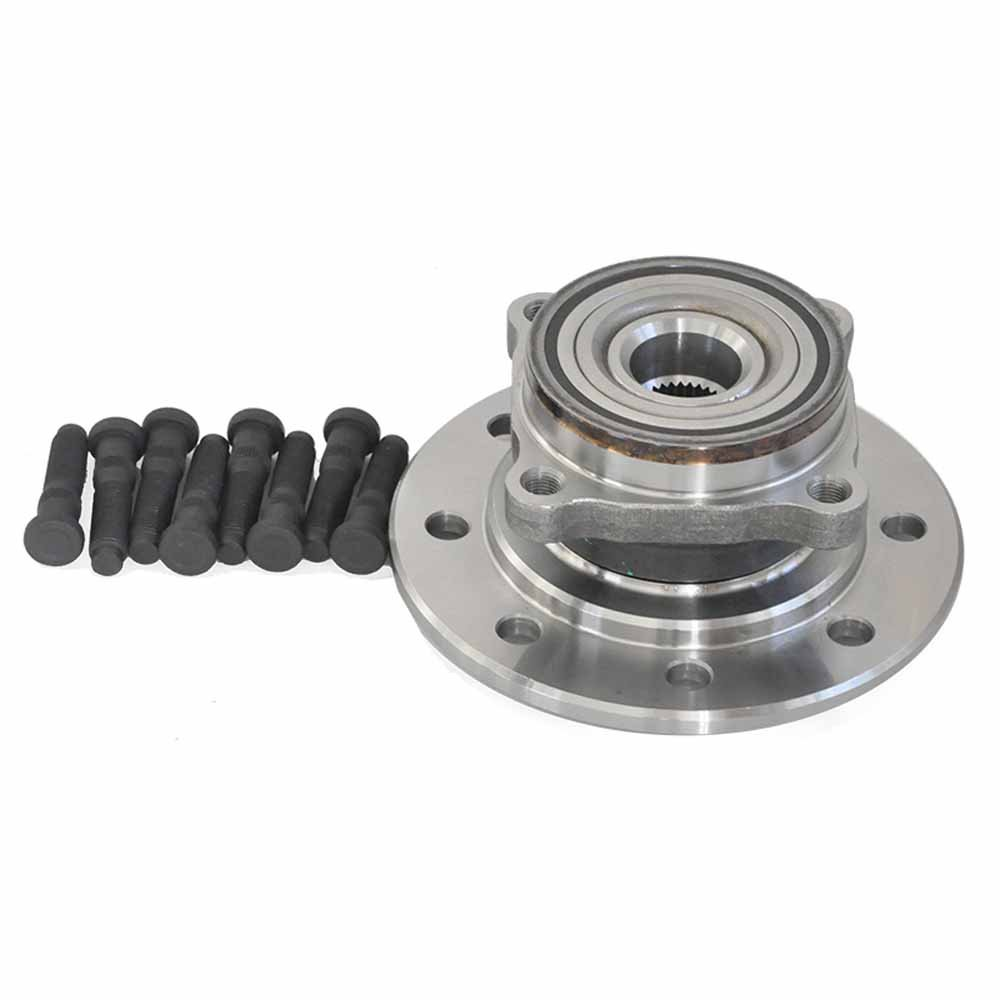 DRIVESTAR 515070 New Front Left or Right Wheel Hub & Bearing for 94-99 Dodge Ram 3500 2WD 4WD