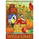Autumn Display Fall House Flag For Sale