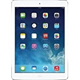 Apple iPad Air ME906LL/A 128GB, Wi-Fi Only, White with Silver