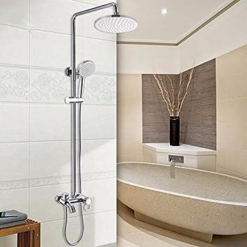 HGTYU-Forma del cobre ducha, Ducha, Ducha, Cuarto de baño puesto de ...