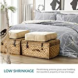 Bedsure Duvet Cover Set with Zipper
