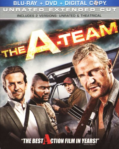 The A-Team (Three-Disc Blu-ray/DVD Combo + Digital Copy) -