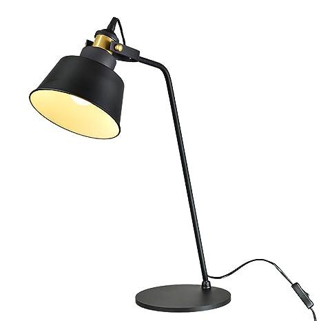 Leo Home Modern Stand lámpara de pie blanco y negro lámpara ...