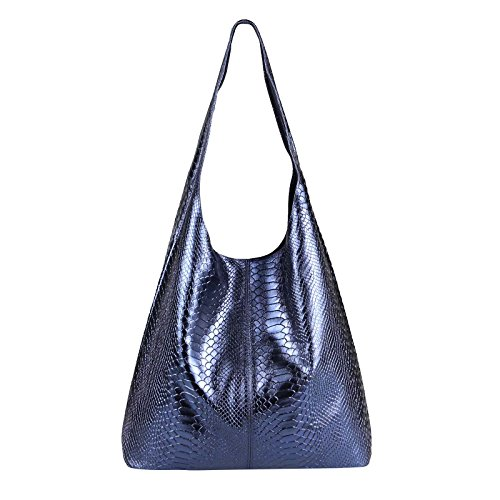 Schlange ca Blau Only de mujer Metallic BxHxT cm Rosa Couture para Bolso Rosa Beautiful OBC 43x32x17 asas pPFAqaF