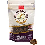 Cloud Star Chewy Tricky Trainers Liver Dog Treats, 5 ounce