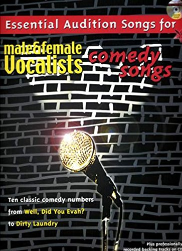 Price comparison product image Audition Songs:Comedy Songs (Pvg / CD)