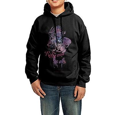 Youth Teenagers Rihanna Poster Hoodie Sweatshirt
