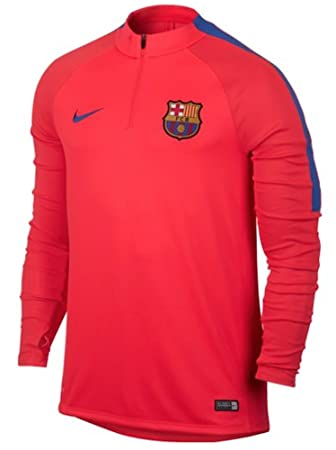 Nike FCB M DRIL TOP SQD - Long-sleeved - T-shirt FC Barcelona