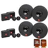 JBL Bundle - 2 Pairs of CLUB-602CAM 6.5' Component Speakers
