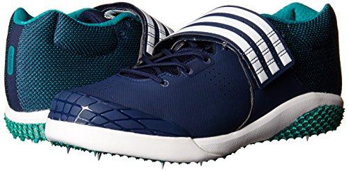 Marine Blanc Adizero Bleu Performance Shoe Vert Adidas Javelin collegiate Navy Running gCzYTxqnU