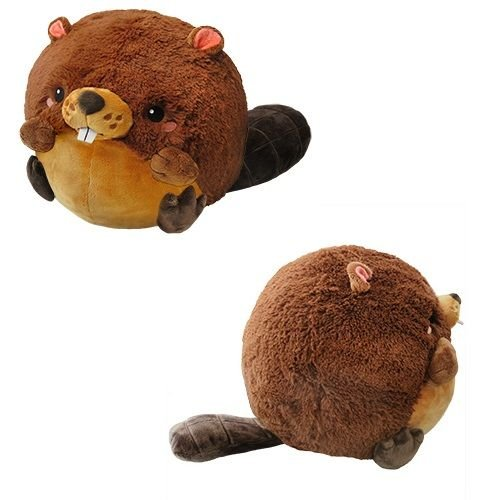 Squishable / Beaver Plush - 15 Inch (Plush Stuffed Beaver)